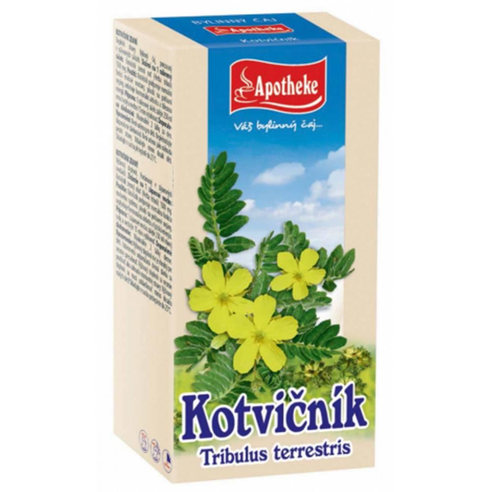 MEDIATE s.r.o. APOTHEKE Čaj Kotvičník zemný n.s.