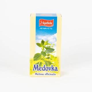 APOTHEKE Čaj Medovka lekárska n.s.
