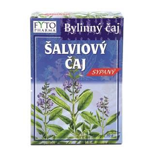 Fyto ŠalviovÝ Čaj sypanÝ