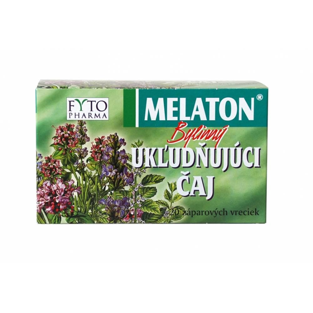 Fytopharma Fyto melaton bylinný ukľudňujúci čaj