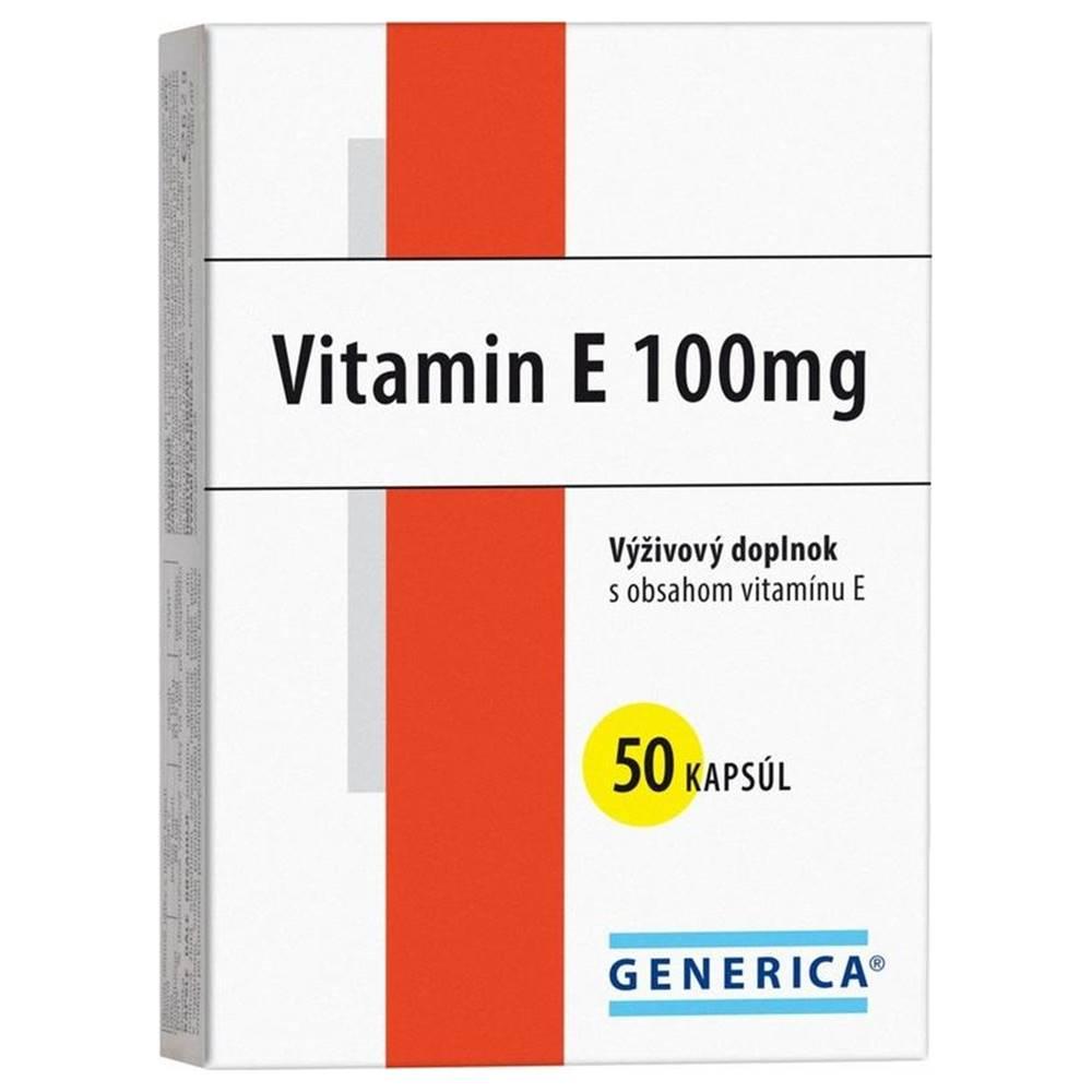 Generica Generica Vitamin e 100 i.u.