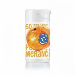 RAPETO C Vitamín 100 mg s príchuťou pomaranč 60 tabliet