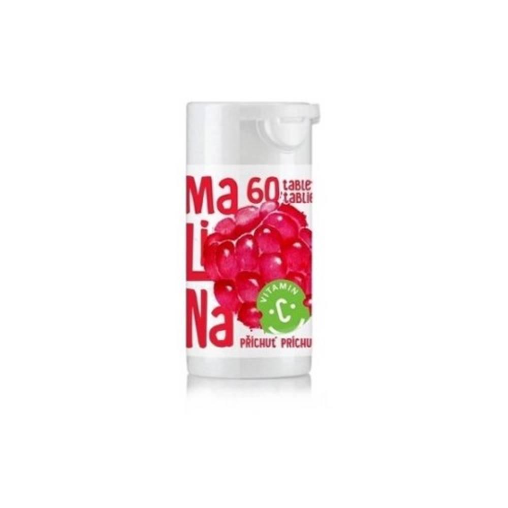 Rapeto RAPETO C Vitamín 100 mg s príchuťou malina 60 tabliet