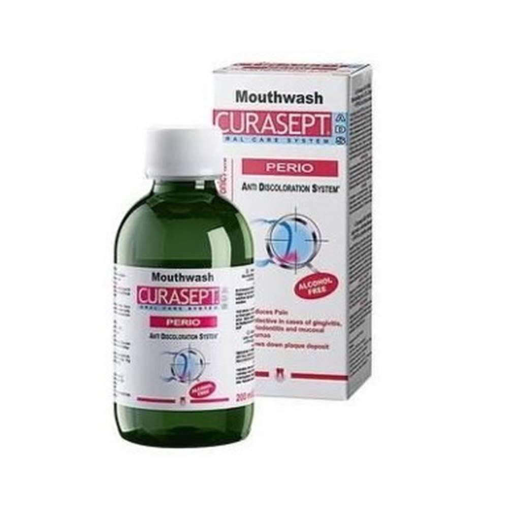 Curaprox CURASEPT ADS perio ustna voda s chlorhexinom 0,12% 200 ml