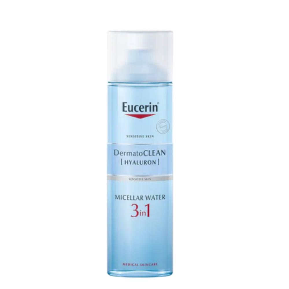 Eucerin EUCERIN Dermatoclean Hyaluron micelárna voda 3v1 400 ml