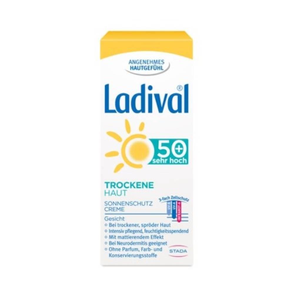 Ladival LADIVAL Krém na suchú kožu SPF50+ 50 ml