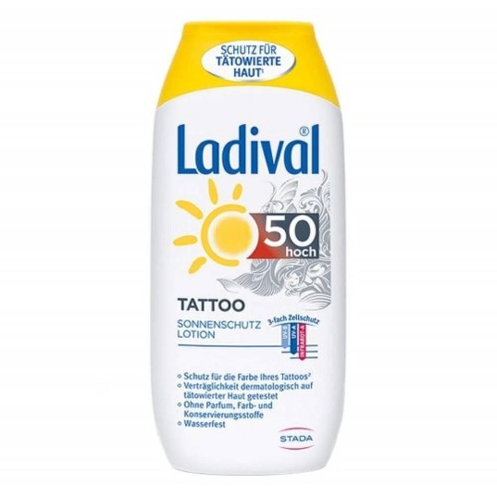 Ladival LADIVAL Tatoo SPF50 mlieko na opaľovanie 200 ml