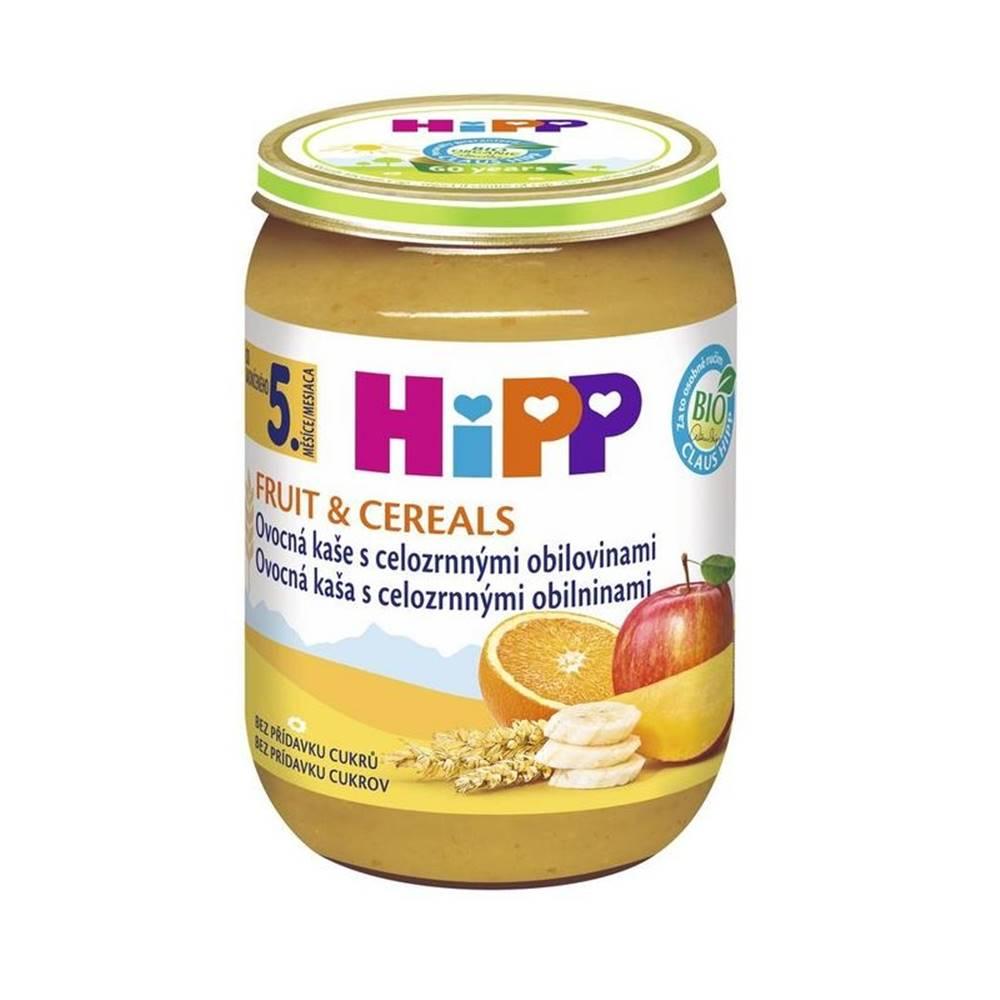 HiPP HiPP BIO Ovocná kaša s celozrnnými obilninami od uk. 5. mesiaca