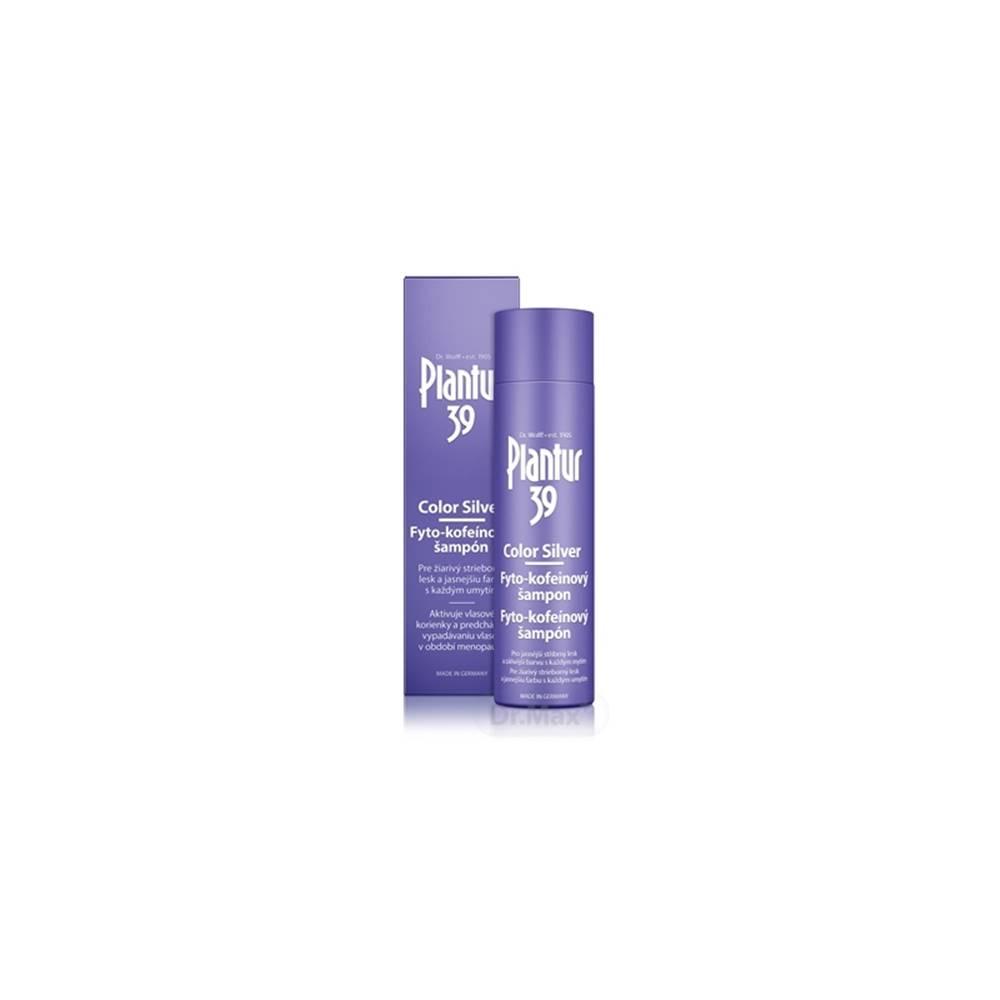 Plantur39 Plantur 39 color silver fyto-kofeínový šampón