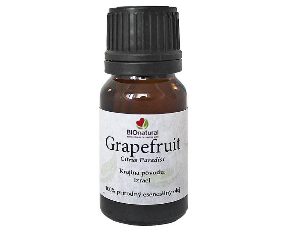 Bionatural Bionatural Grepfruit, esenciálny olej 10 ml