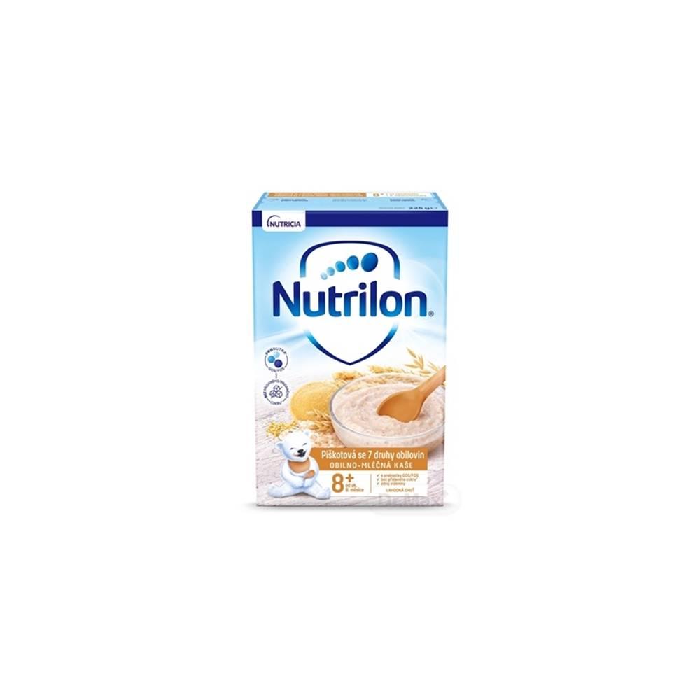 NUTRILON Nutrilon obilno-mliečna kaša piškótová