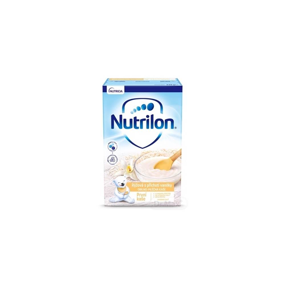 NUTRILON Nutrilon obilno-mliečna Prvá kaša ryžová