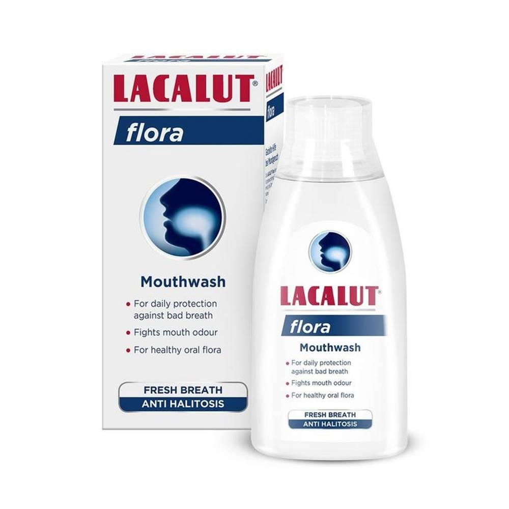 LACALUT Lacalut Flora ústna voda