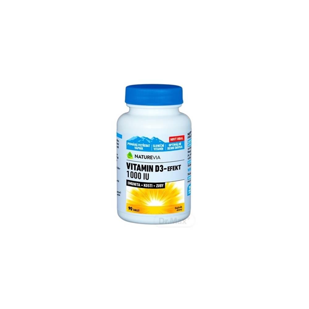 Swiss Natural Swiss Naturevia vitamin d3-efekt 1000 i.u.