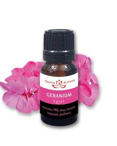 Bionatural Geránium, éterický olej 10 ml