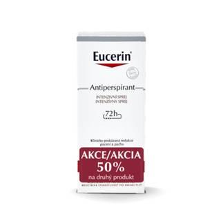 EUCERIN Deo intenzívny antiperspirant sprej VÝHODNÉ BALENIE 2 x 30ml