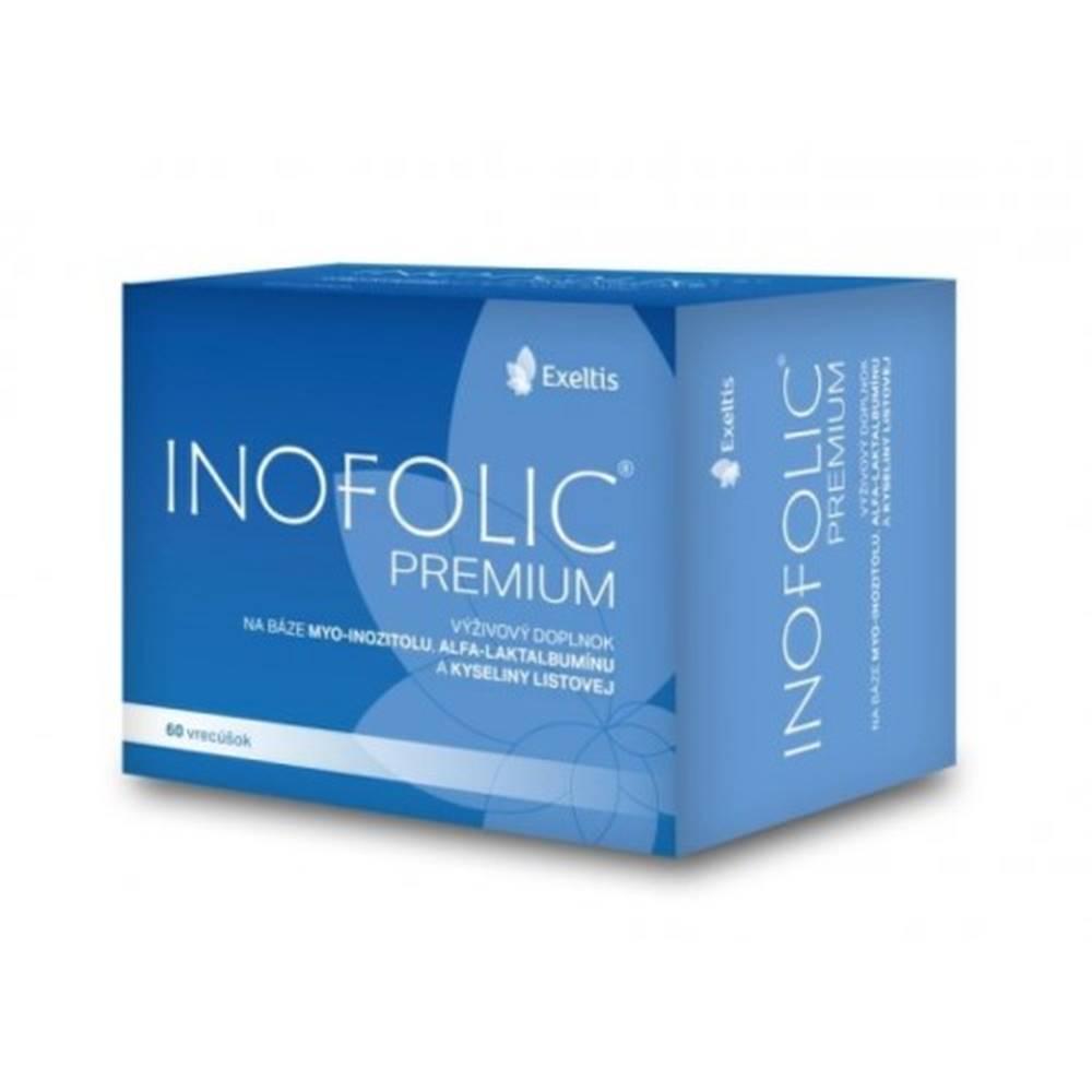 Inofolic INOFOLIC Premium prášok vo vrecúškach 60 kusov
