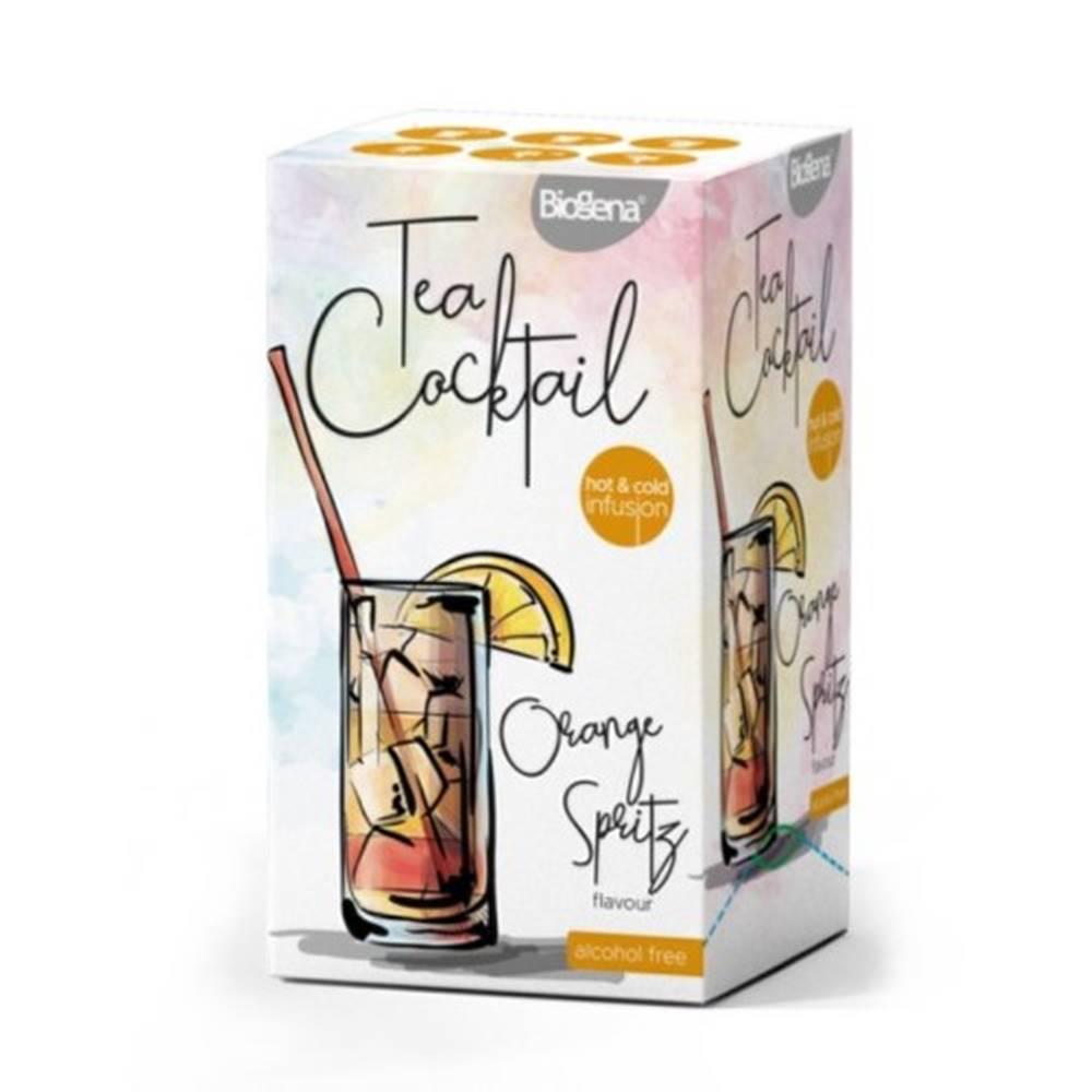 BIOGENA BIOGENA Tea Cocktail orange spritz flavour 20x2,5 g
