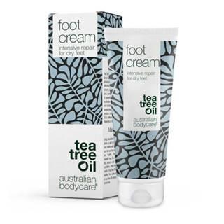 ABC Tea tree oil krém na suché nohy 100 ml