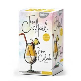 BIOGENA Tea Cocktail Pina Colada flavour 20x2,5 g