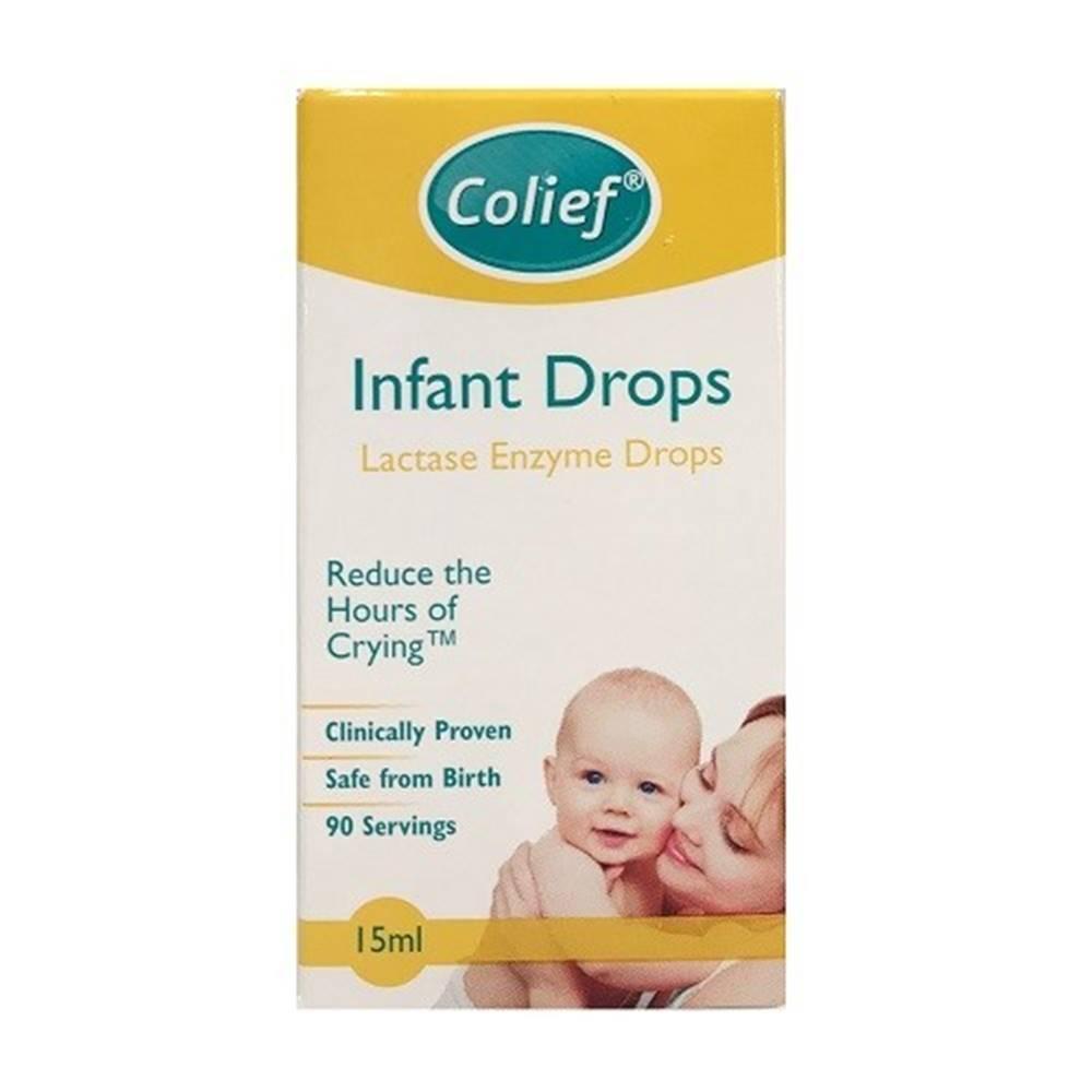 Colief COLIEF Infant drops lactase enzyme 15 ml