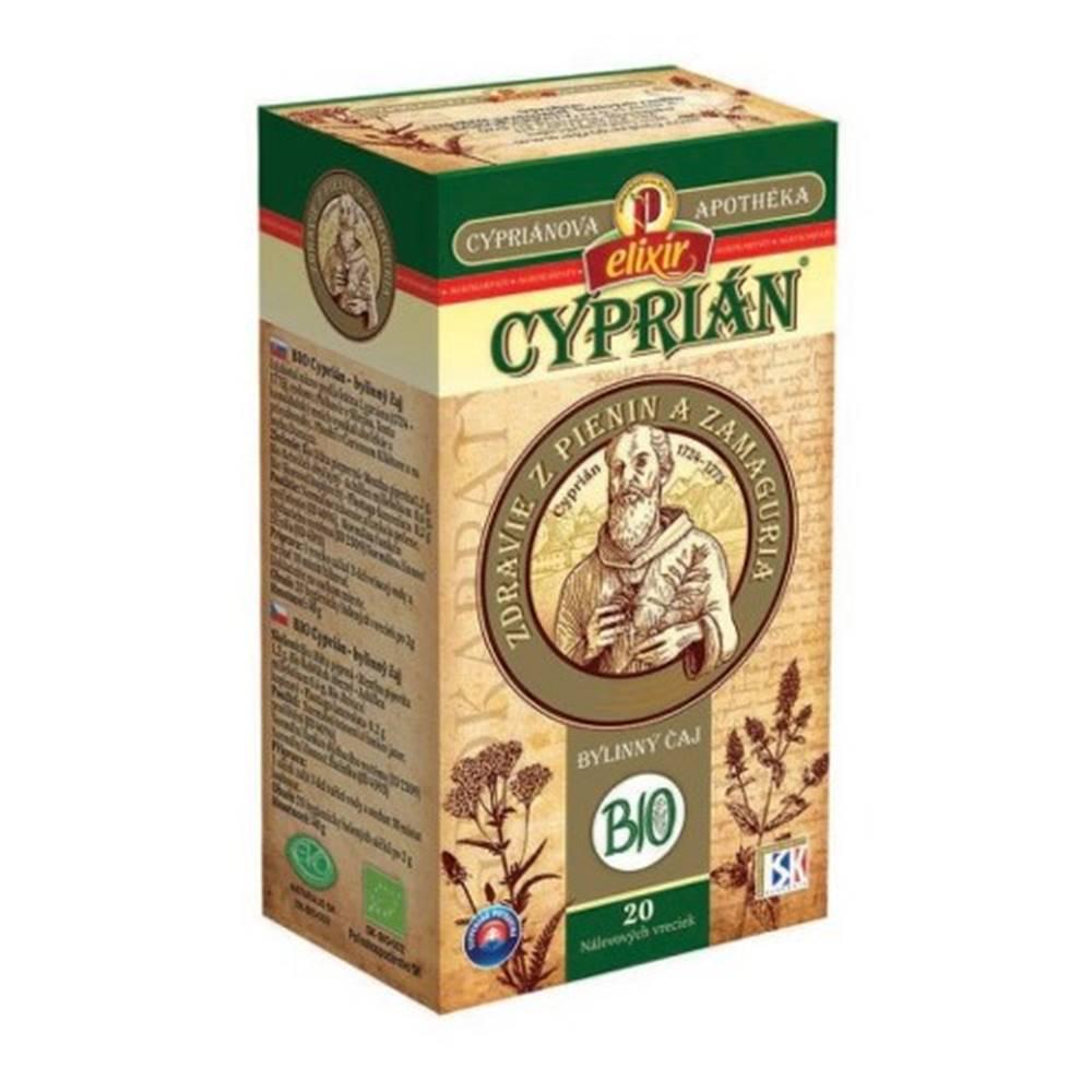 Agrokarpaty AGROKARPATY Cyprian bylinný čaj 20 x 2 g