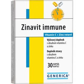 GENERICA Zinavit immune 30 kapsúl
