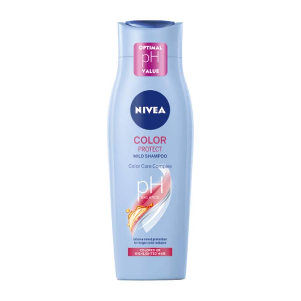 Nivea NIVEA Šampón pre žiarivú farbu 250 ml