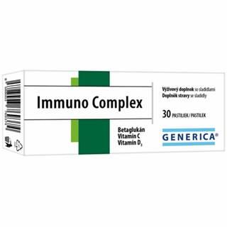 GENERICA Immuno Complex 30 pastiliek