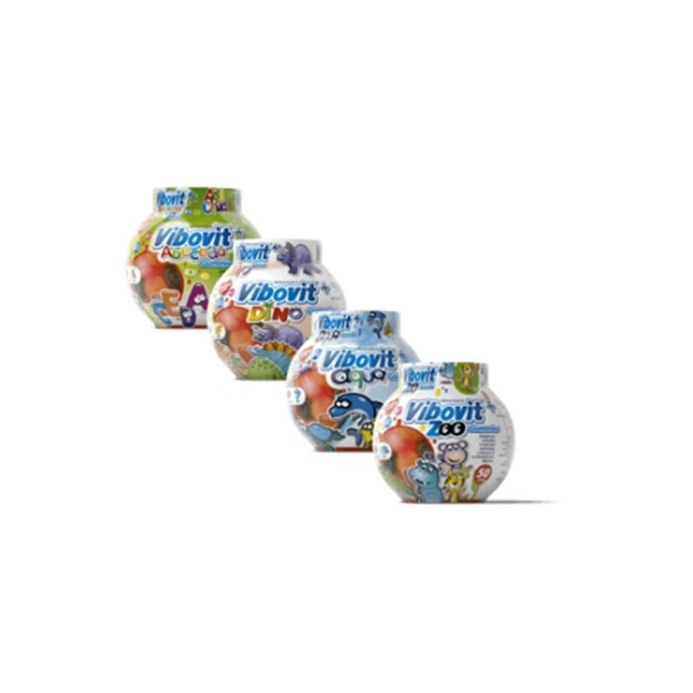 TEVA Vibovit+ Farma želé s ovocnou príchuťou 50 ks