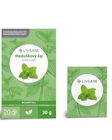 LIVSANE Medovkový čaj 20 x 1,5 g