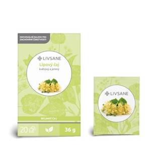 LIVSANE Lipový čaj 20 x 1,8 g