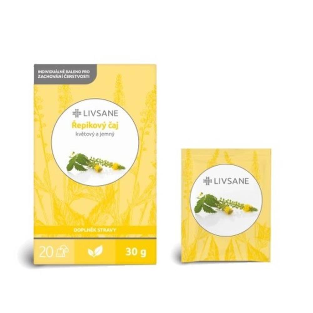 LIVSANE LIVSANE Repíkový čaj 20 x 1,5 g