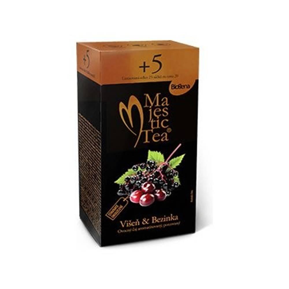 BIOGENA MAJESTIC Tea Acerola a kvet bazy 20 x 2g