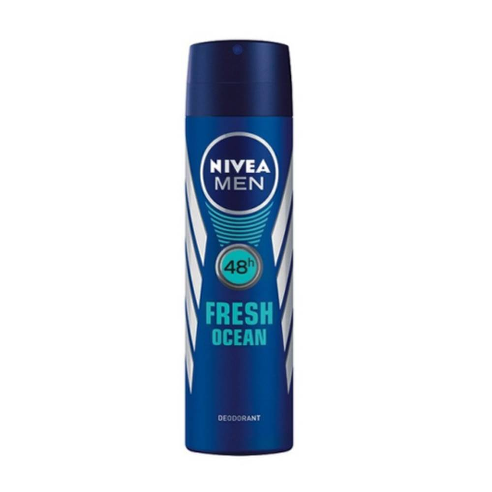 Nivea NIVEA Dezodorant sprej pre mužov Fresh ocean 150 ml