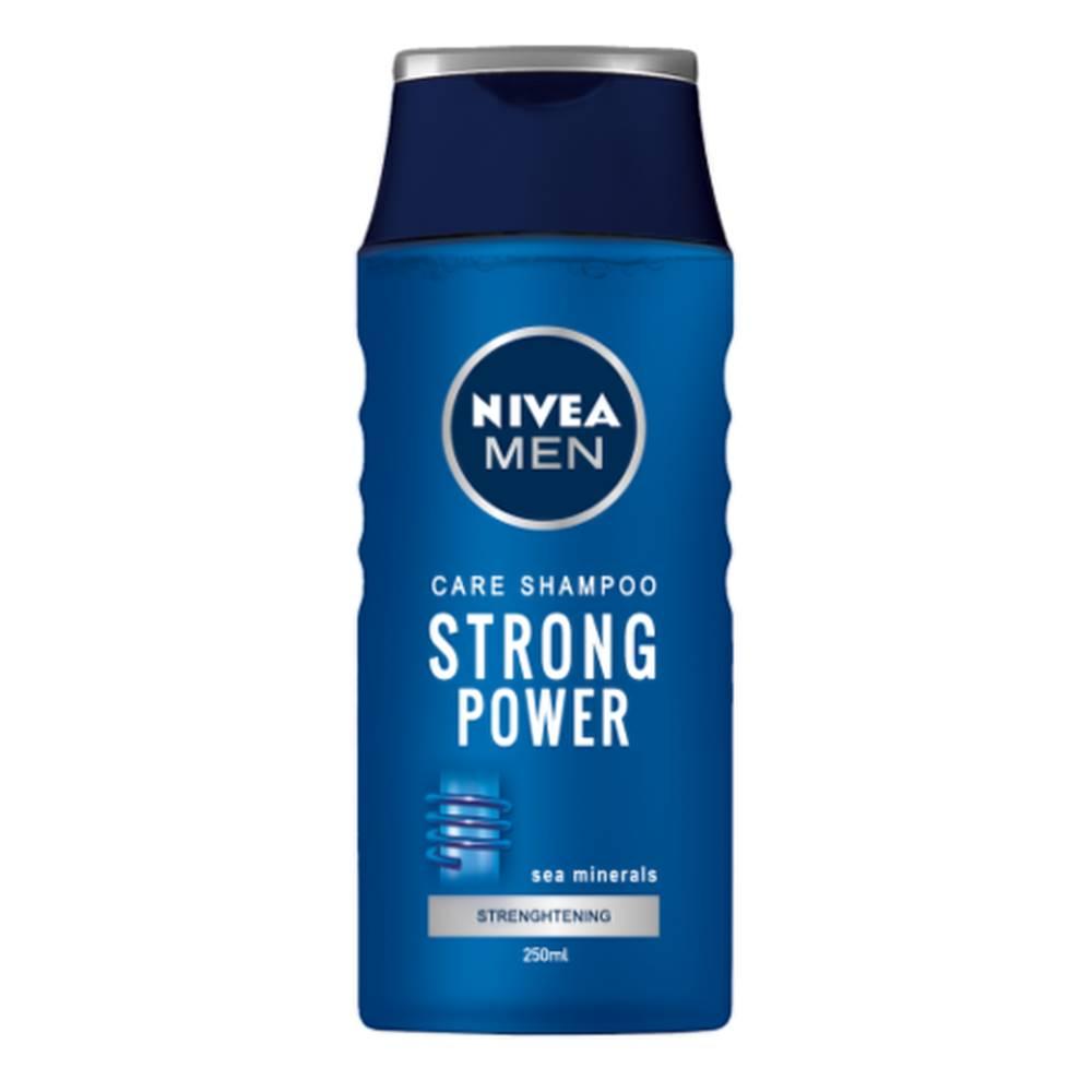 Nivea NIVEA Šampón pre mužov na normálne vlasy 250 ml